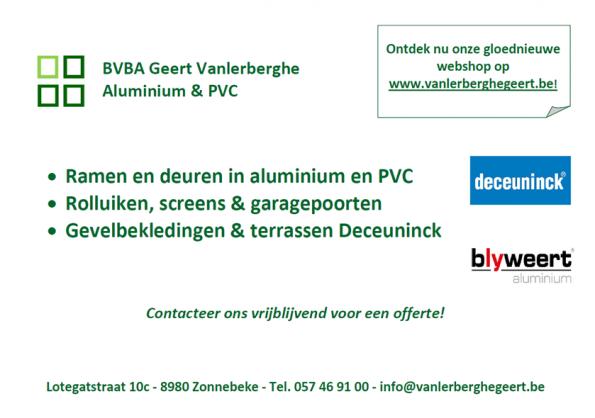 BVBA Geert Vanlerberghe